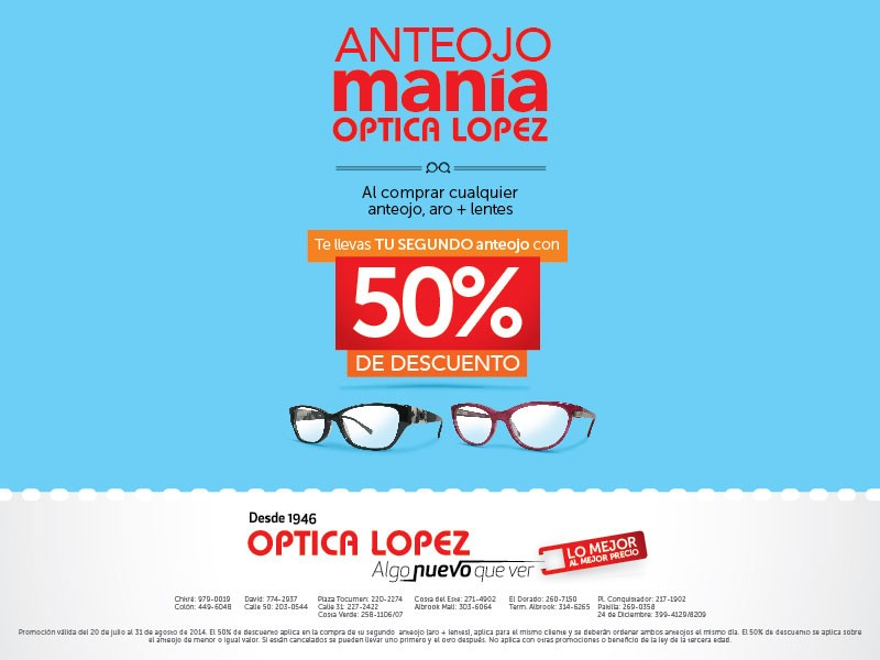 Optica Lopez